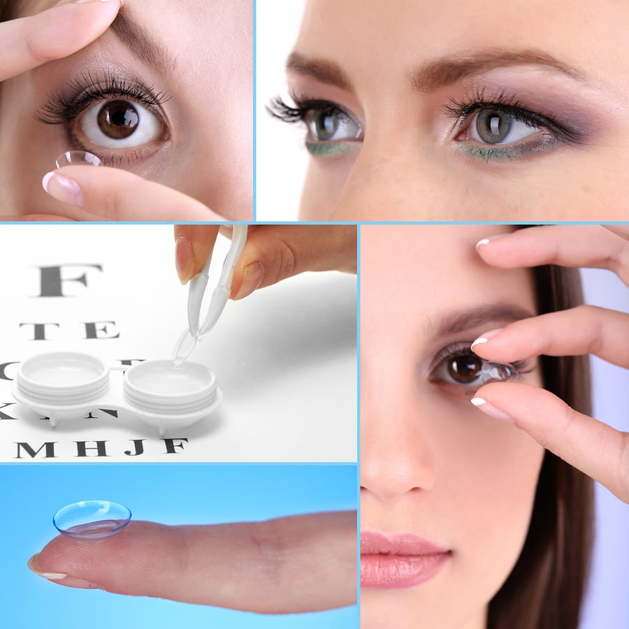 Contact Lens Tips For Newbies