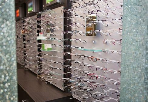 Glasses Display