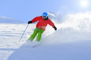Winter Sports and Eye Health