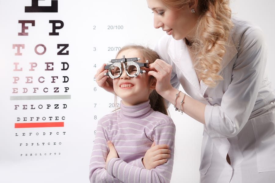 Spotting Early Signs Of Vision Problems