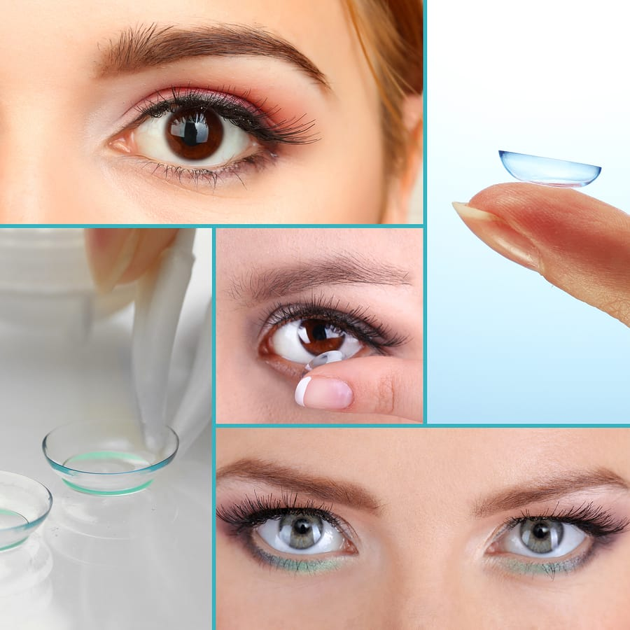 Are Colored Contacts Becoming A Trend