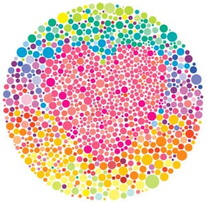 4 Facts about being Color Blind