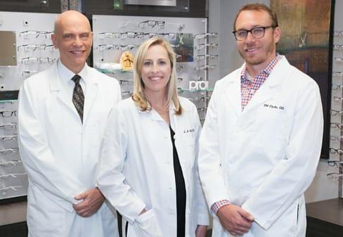 Valley Eyecare Center Doctors