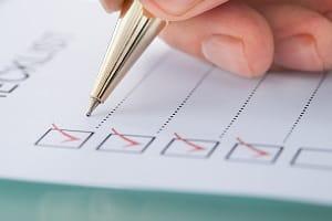 Eye Health Checklist for 2016