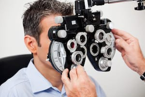 Get An Eye Exam During Men's Health Month!