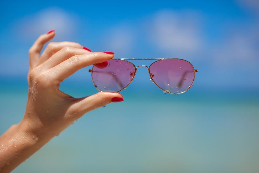Get Sunglasses for UV Safety Month