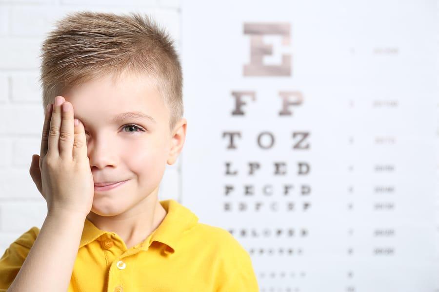 Eye Exam Tips for Children