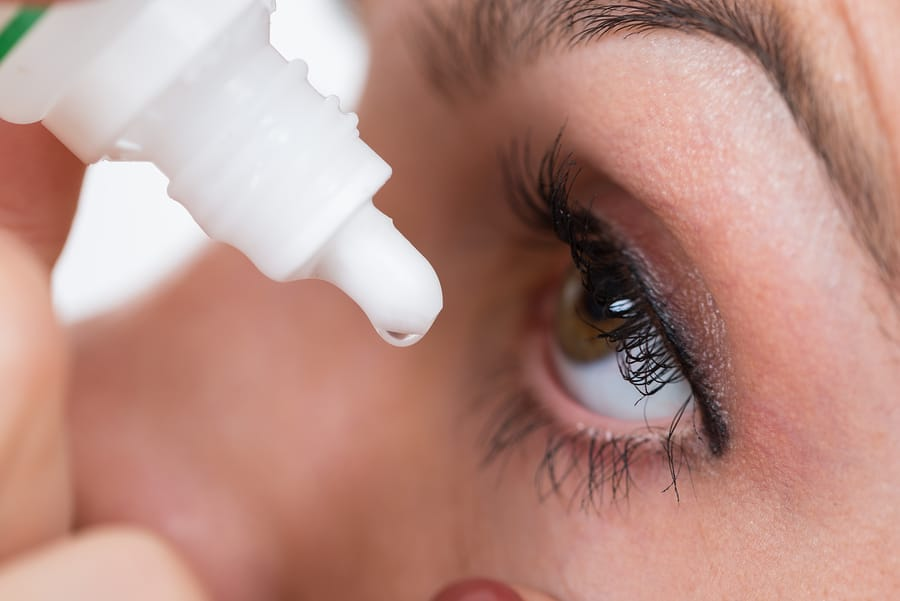 Common Summer Ocular Allergies