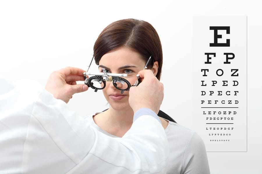 Reading Your Eyeglass Prescription