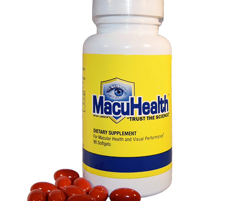 Supplements for Macular Degeneration