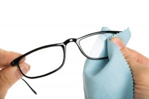 How to Properly Care for Your Eyeglasses