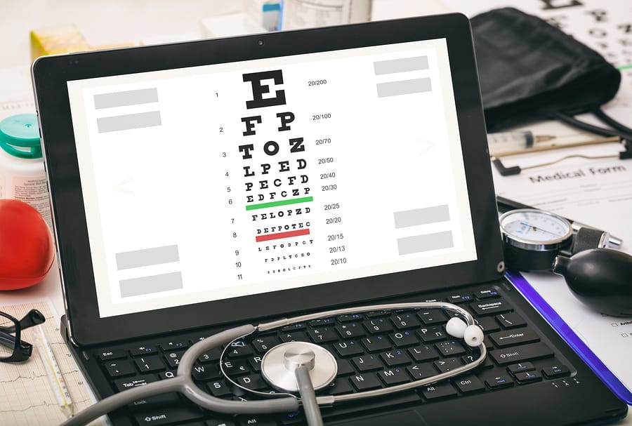 Why Online Vision Tests are a Bad Idea