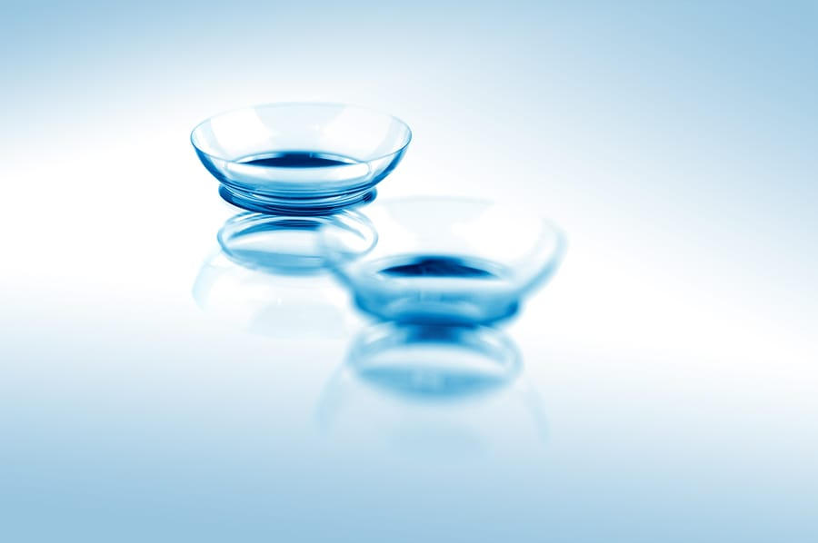 Scleral-Contact-Lenses