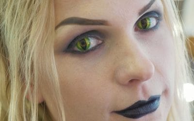 Why Decorative Contacts Are a Scary Idea