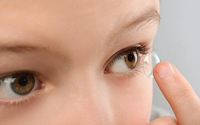 What Is the Best Age to Allow Your Children to Wear Contacts?