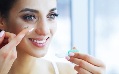 4 Tips for 1st Time Contact Lens Wearers