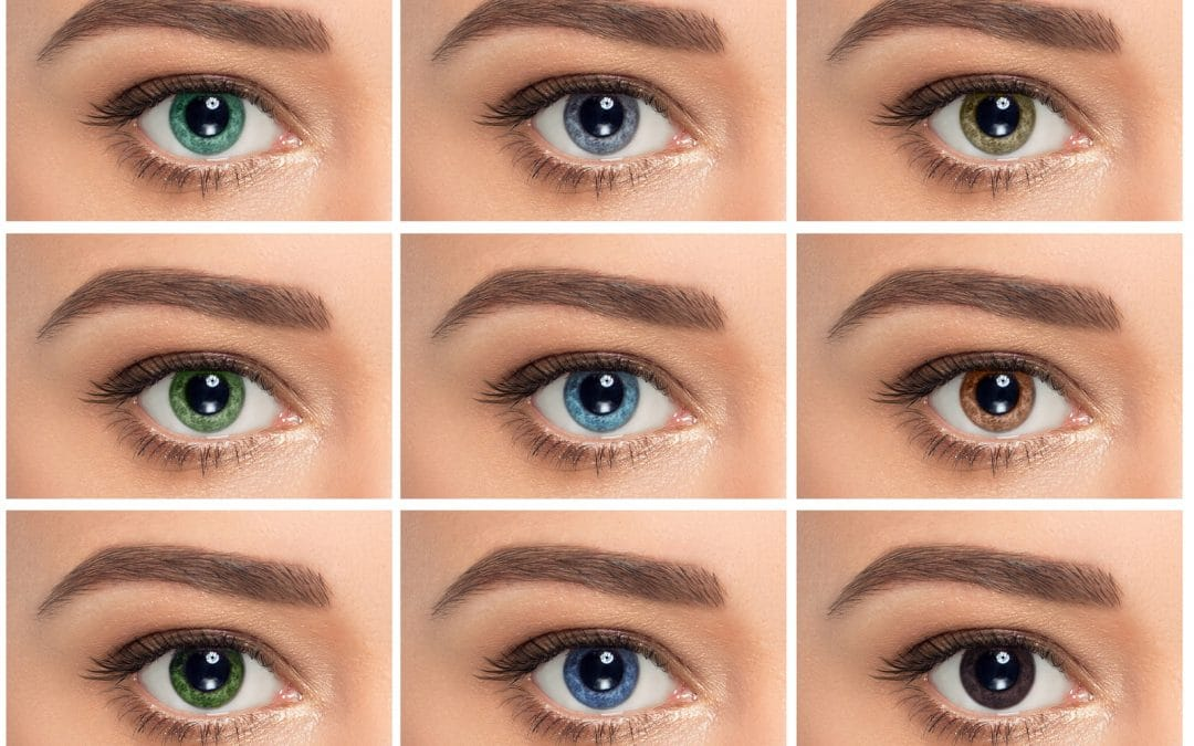 How Colored Contacts Can Enhance Your Natural Eye Color
