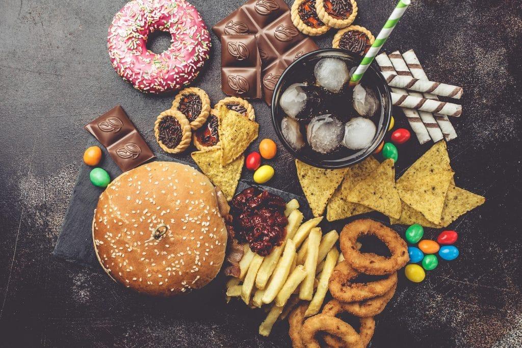 Junk food - Eye Health
