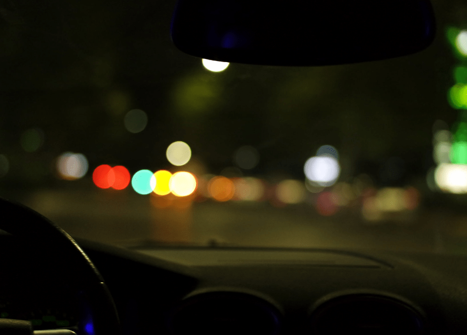 Low Vision at Night Can Cause Trouble With Driving