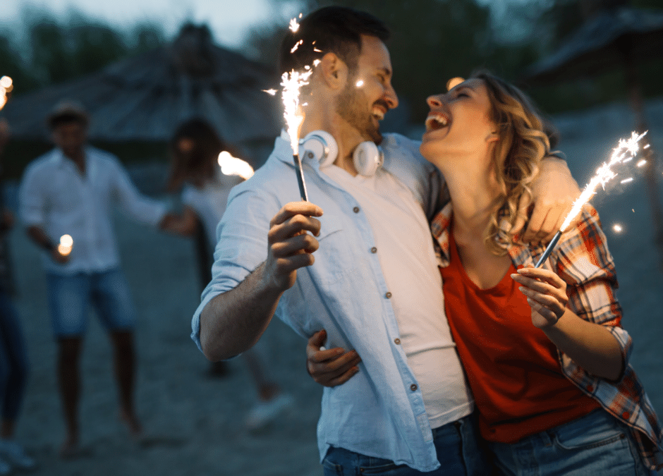 Fireworks Eye Safety Tips