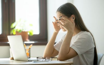 How to Avoid Eye Strain While Working from Home
