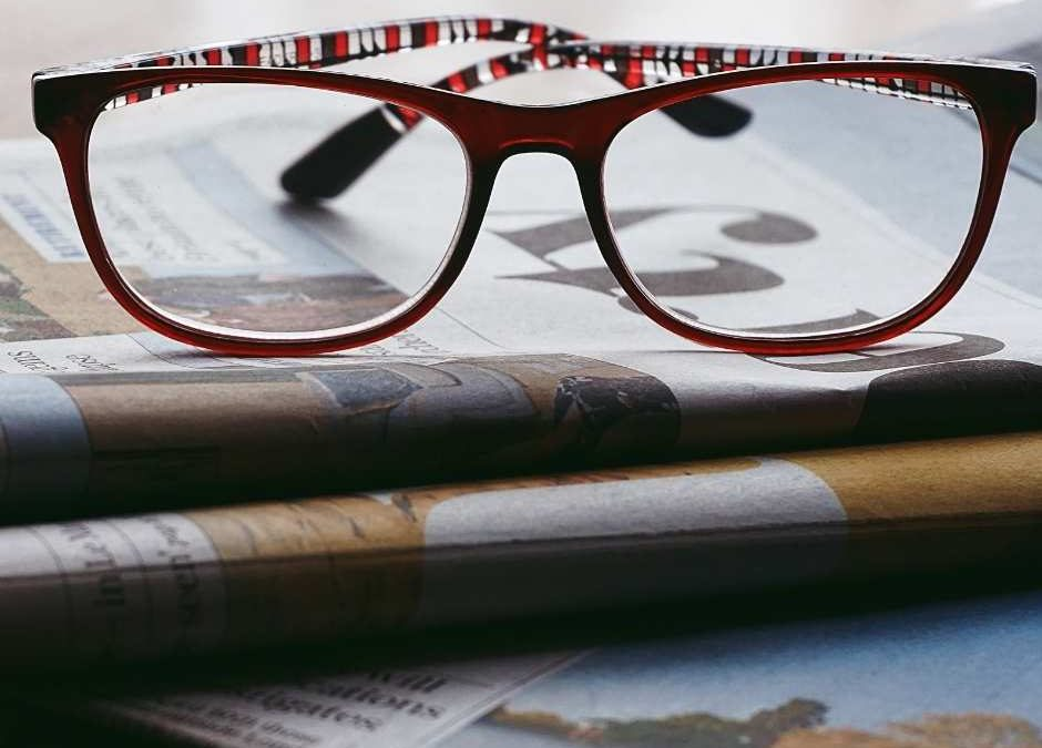 Does Everyone Need Reading Glasses at Some Point?