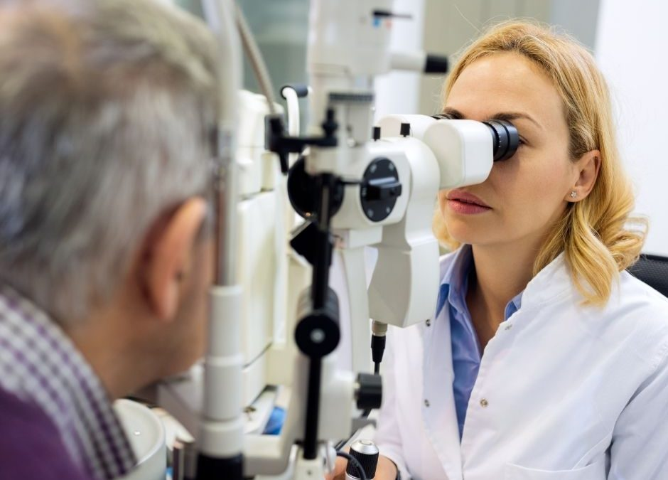 3 Signs That It's Time to See Your Eye Doctor