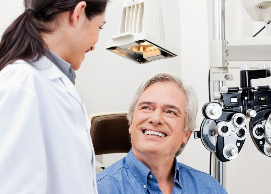 Why Does My Eye Doctor Dilate My Eyes?
